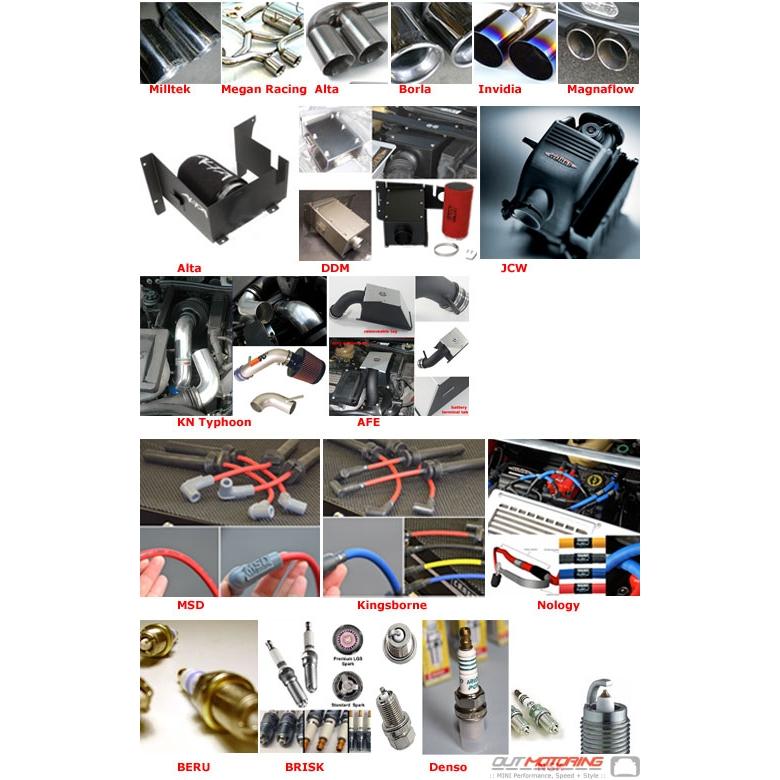 Mini Cooper Stage 2 Speed Kit Mini Cooper Accessories Mini