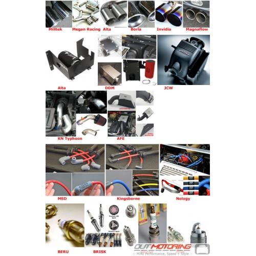 Stage 2 Speed Kit