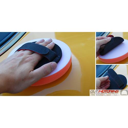 Griots Adjustable Pad Holder