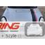 Out Motoring V3 Light Brackets: R50/2/3/5/6/7/8/9