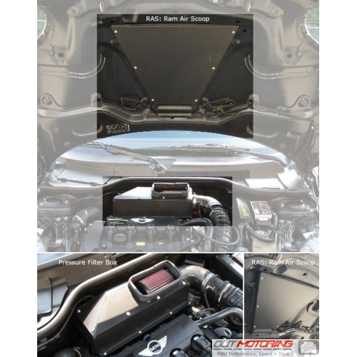 MINI Cooper DDM Works R56 Intake
