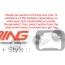 MINI Logo Badge Emblem: Front
