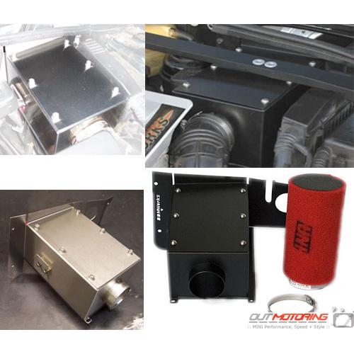 DDMWorks Cold Air Intake: Gen1 Cooper S