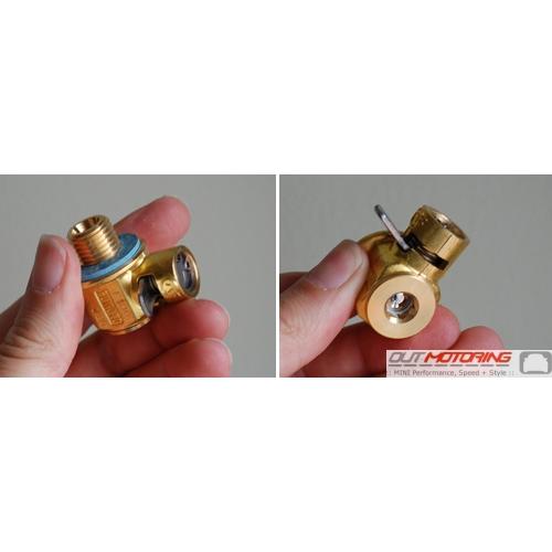 Quick Drain Oil Drain Plug