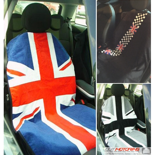 Seat Cover: Towel Style