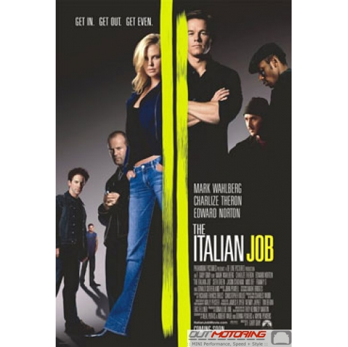 Italian Job: 2003: Bluray