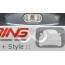 Megan Racing Exhaust: R52/R53S