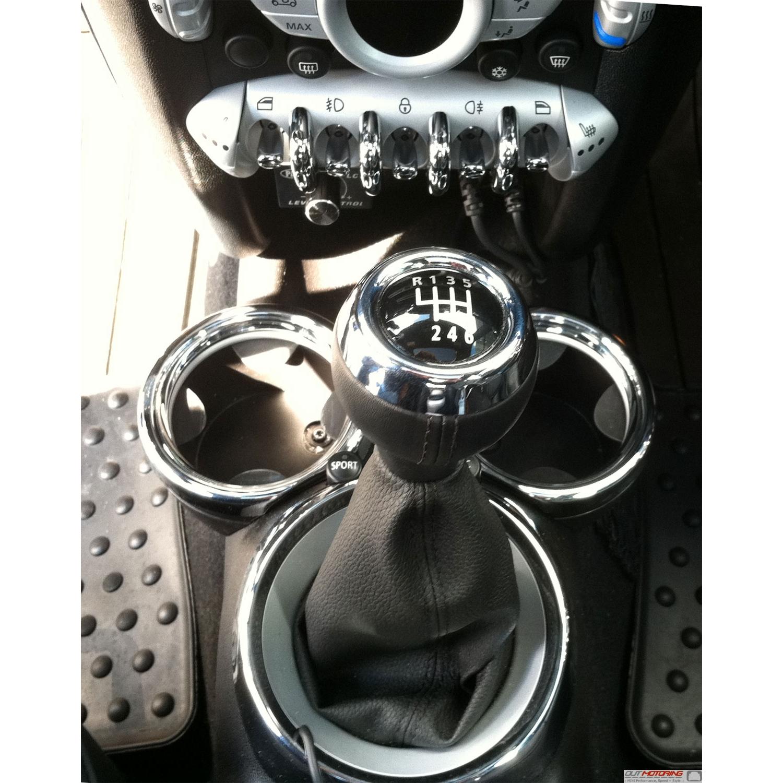 Gen 2 Interior Chrome Dash Trim Ring Kit