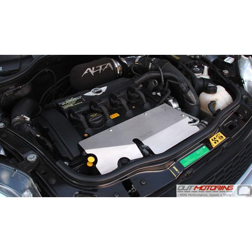 Titanium Turbo Heat Shield