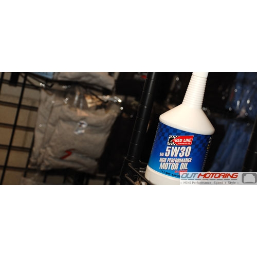 Redline Synthetic Motor Oil: Quart
