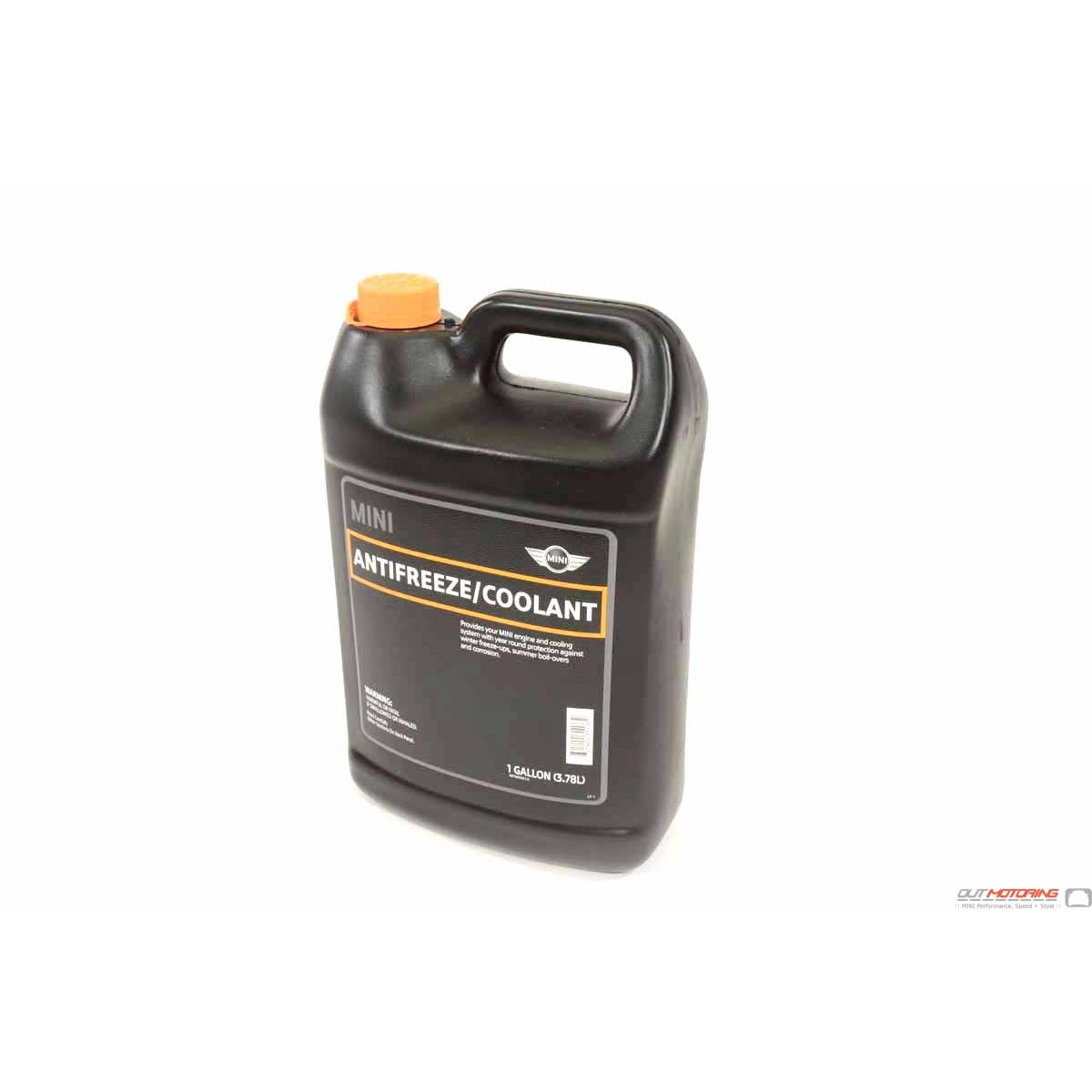 Official Mini Antifreeze Coolant 82141467704 Gallon Cooper Rover Engine