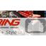 LED Side Marker Lights: Clear: R55/6/7/8/9