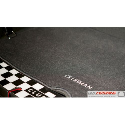 Trunk Liner: Carpet: R55