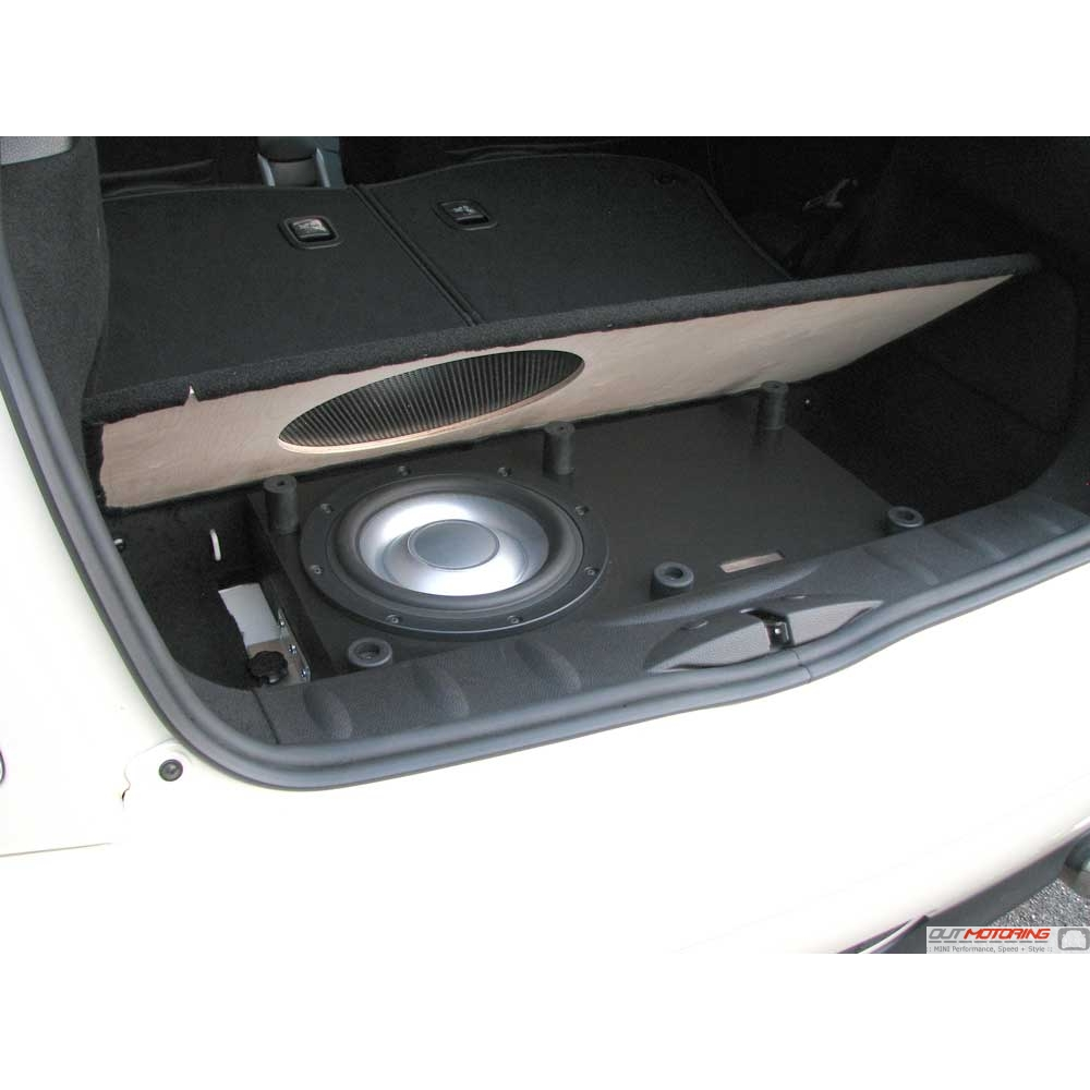 MINI Cooper Bass Box and Amp Kit - MINI Cooper Accessories ...