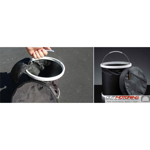 Collapsible Wash Bucket / Trash Bin / Cooler