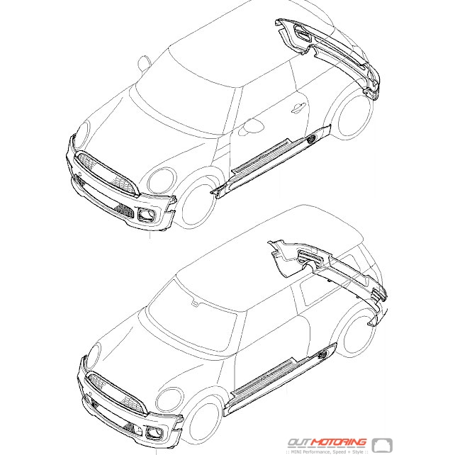 1111303 also Austin Mini 1000 Wiring Diagram together with Do These Patent Drawings Show The New Aston Martin Vantage also Chrysler Crossfire Wiring Diagram as well Antenna Cable Dab Head Unit. on aston martin vantage convertible