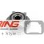 Wheel Bearing/Hub: Front
