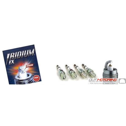 Spark Plug Set: NGK Iridium IX: Gen1