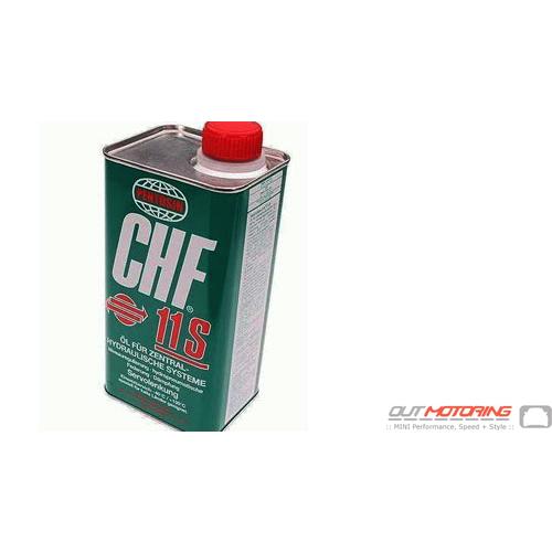 pentosin chf 11s power steering hydraulic fluid mini cooper accessories mini cooper parts pentosin chf 11s power steering