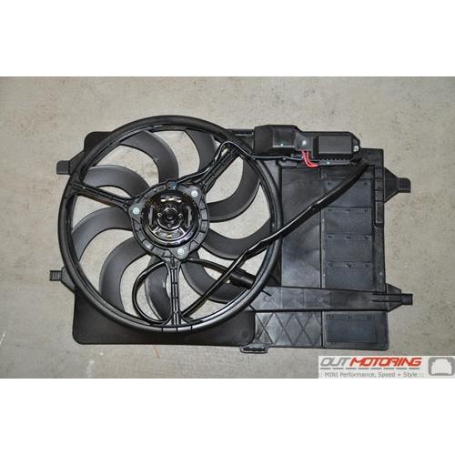 Radiator Fan + Housing