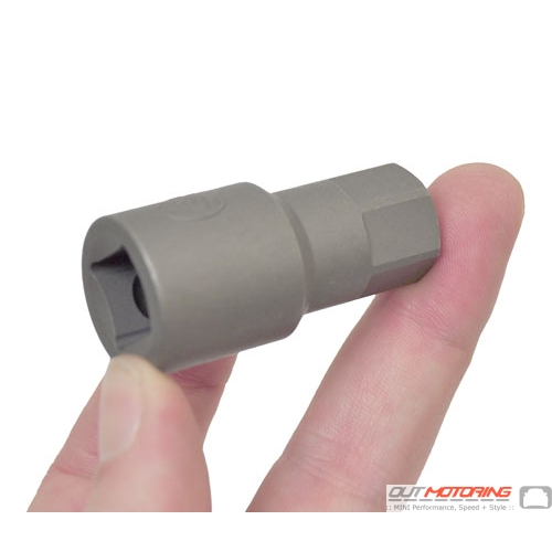 "17mm Socket for 1/2"" Hex Drive"