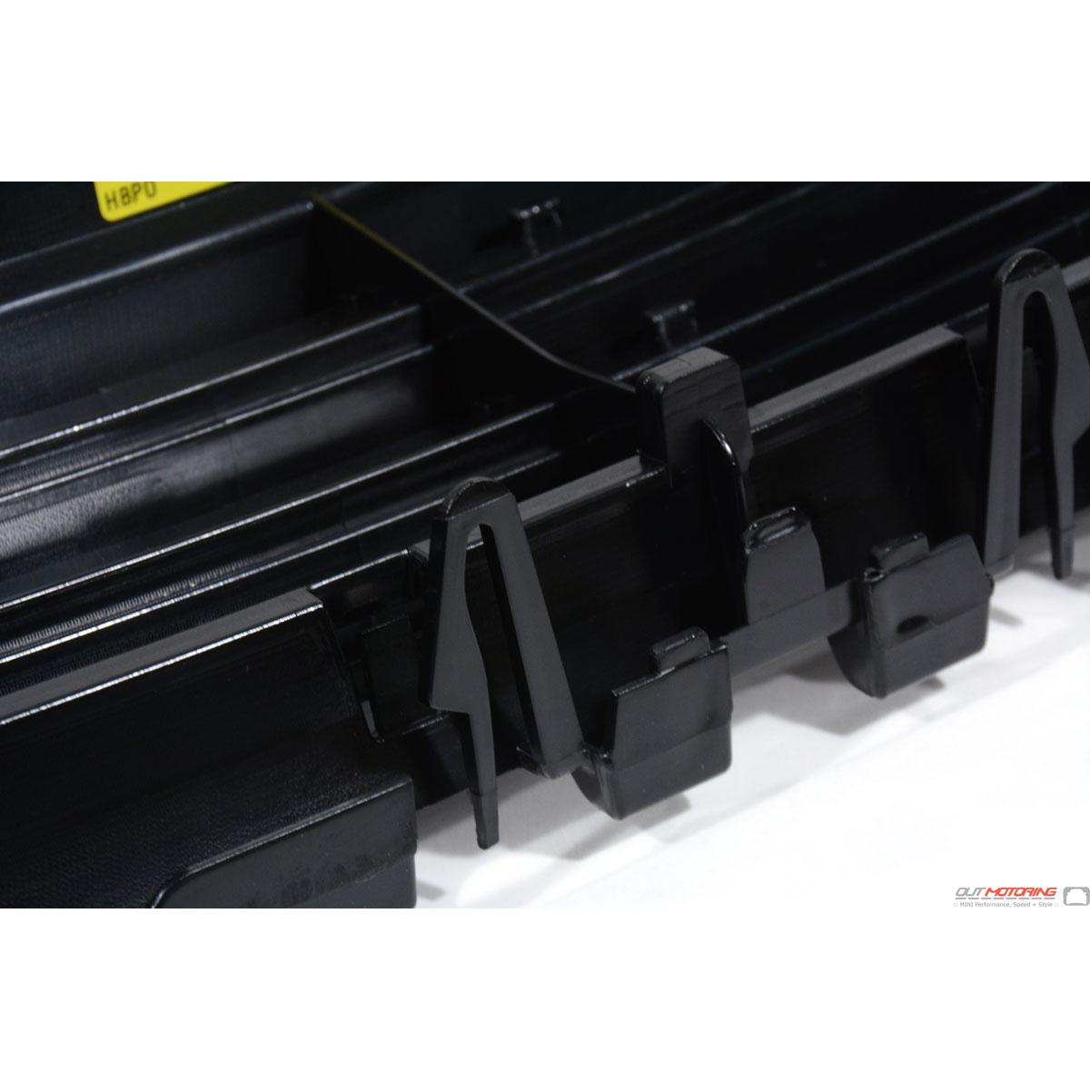 MINI Cooper R56 Black Slat Grill