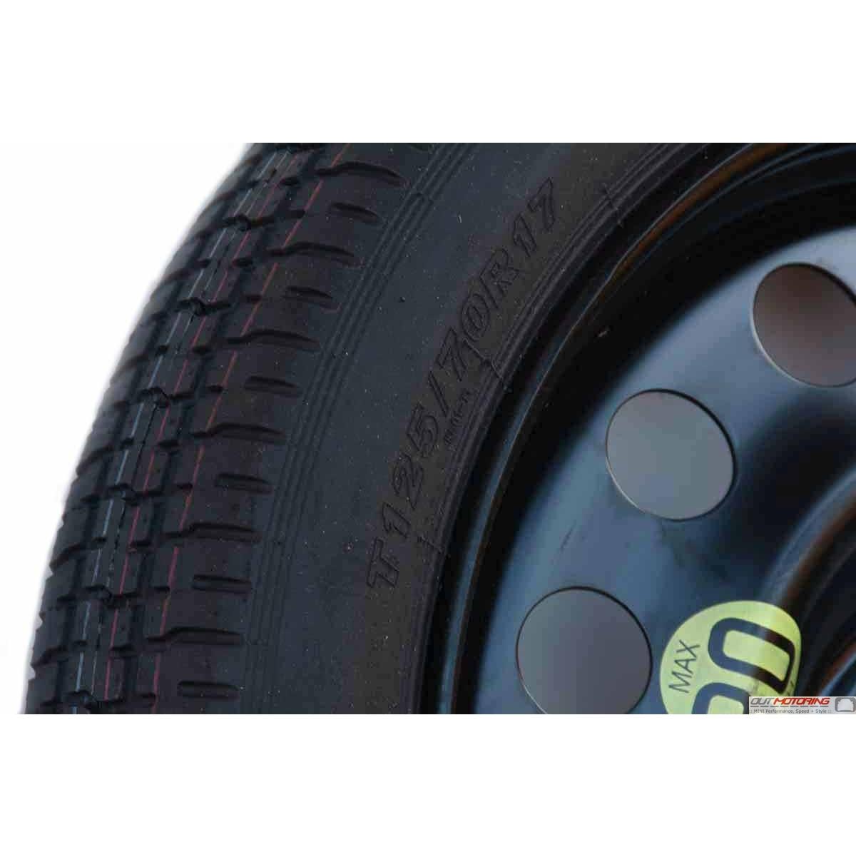 Aston Martin V8 Vantage For Sale >> MINI Cooper Micro Space Saver Spare Tire + Wheel Combo - MINI Cooper Accessories + MINI Cooper Parts