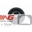 Micro Spare Tire + Wheel: 5 Lug: R60/R61