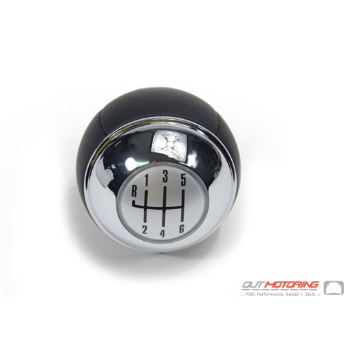 MINI Shift Knob: Manual: 6 speed