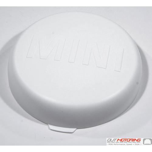 Driving Light Cover: White