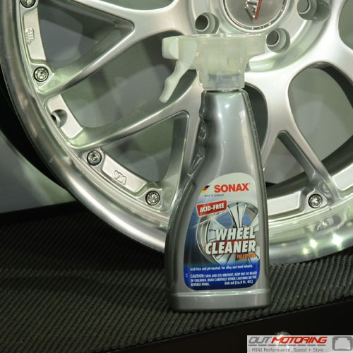 Sonax Wheel Cleaner Full Effect Plus