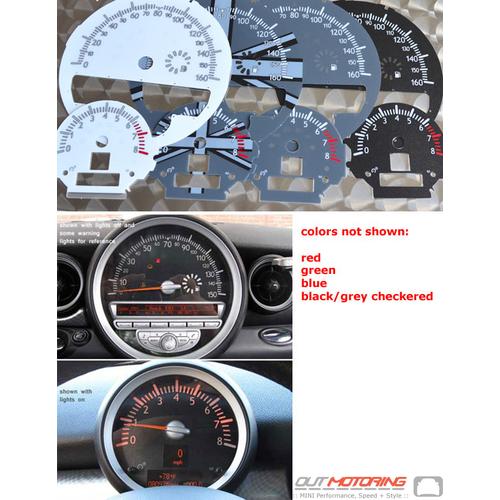 Out Motoring Custom Gauge Faces: Gen2