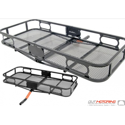 Hitch Mounted Cargo Platform
