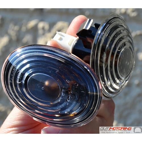 Blackline Side Marker Lights: R55/6/7/8/9