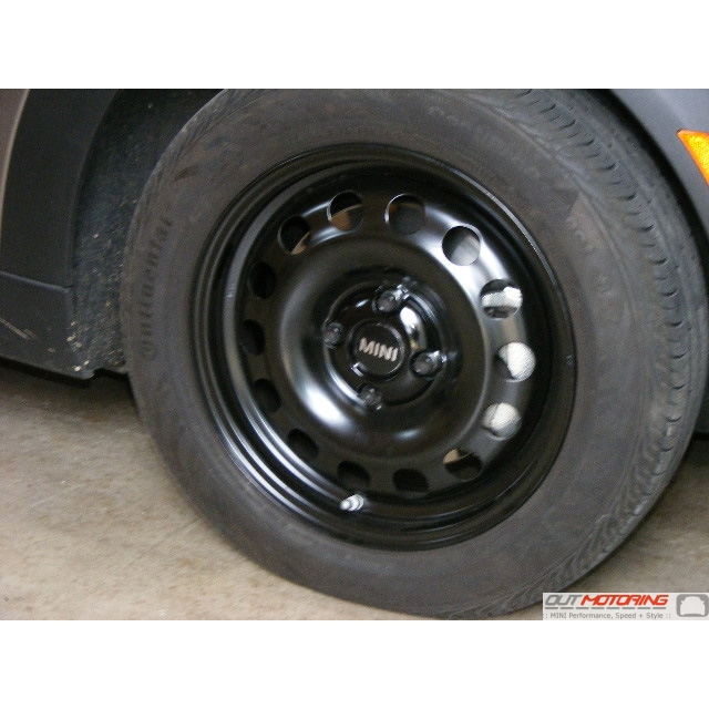 "MINI 15"" Steel Wheel 36116768497"