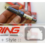 Brisk Silver Racing Spark Plug Set: Gen2 'S'