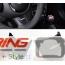 Steering Wheel Trim W/ JCW logo: Black: Gen 2
