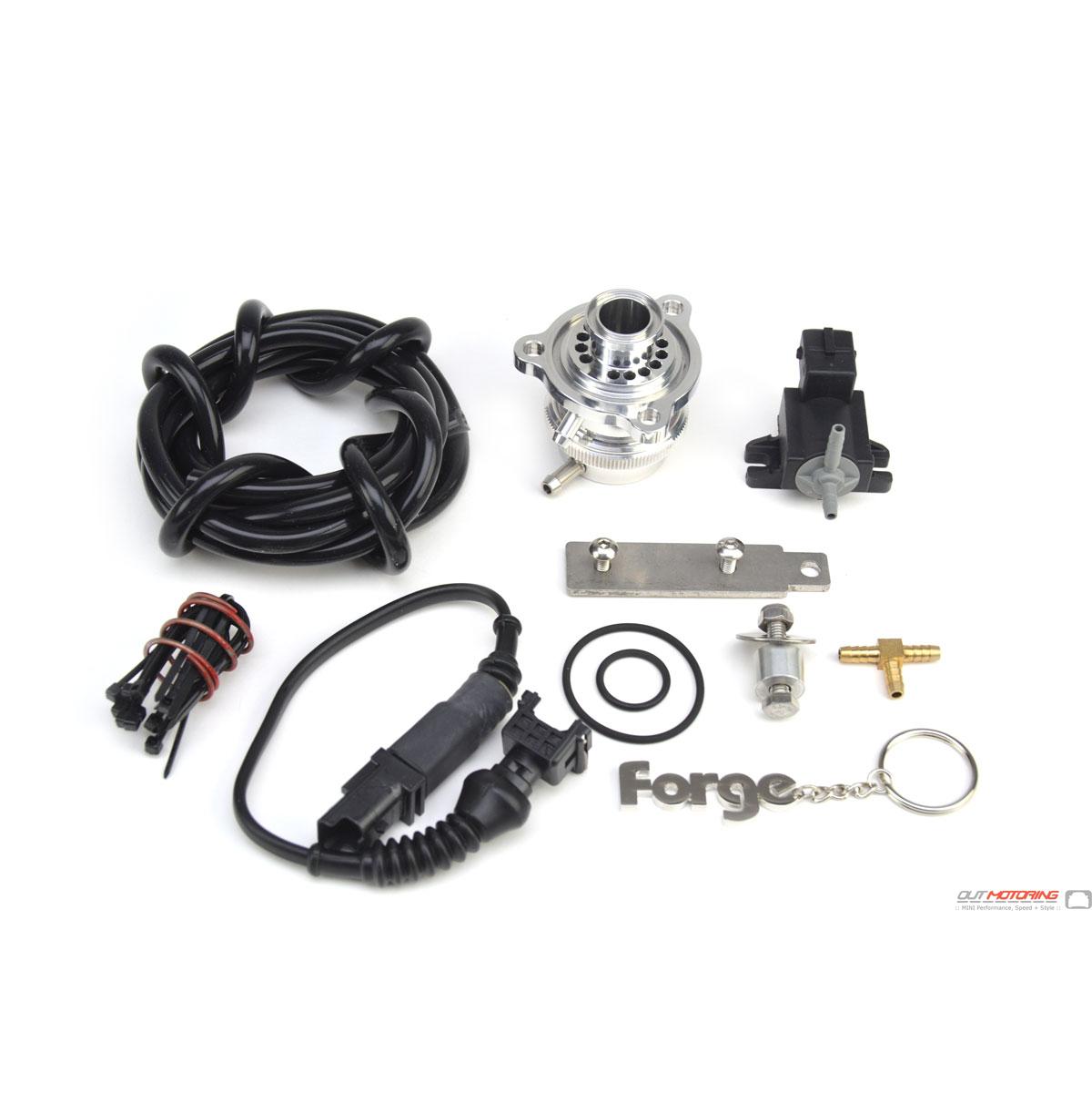 MINI Cooper S Forge Turbo Valve Kit- N18 2011-2016