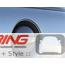 Gas Lid Cover: Carbon Fiber: R53