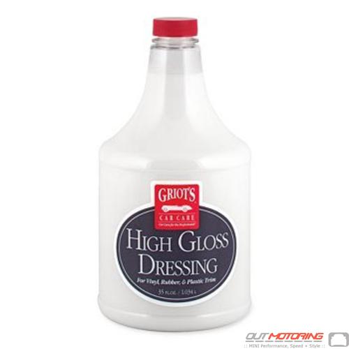Griots High Gloss Tire Dressing 35oz