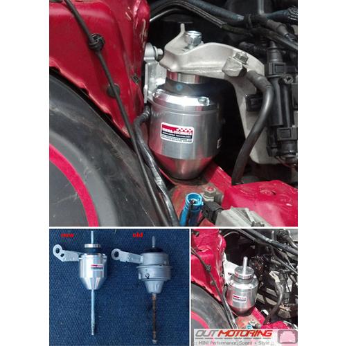 Upper Engine Mount: Vibra Technics