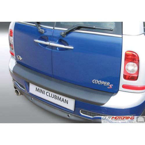 Mini Cooper Rear Bumper Guard Protection F54 Clubman Cooper and Cooper S