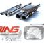 Invidia Q300 Exhaust: R56/8 'S'