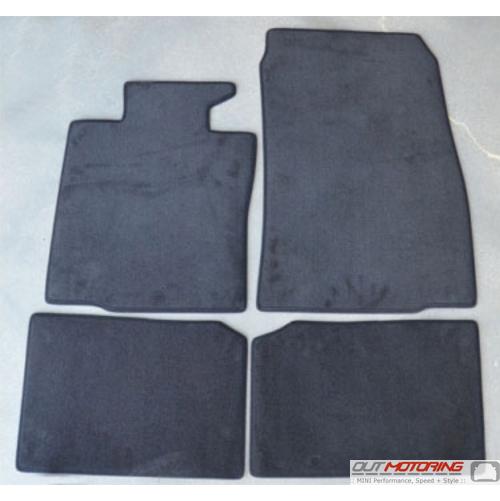 Floor Mats: Carpet: R60/61