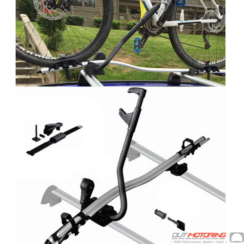Roof Rack Attachment: Touring Bike Rack