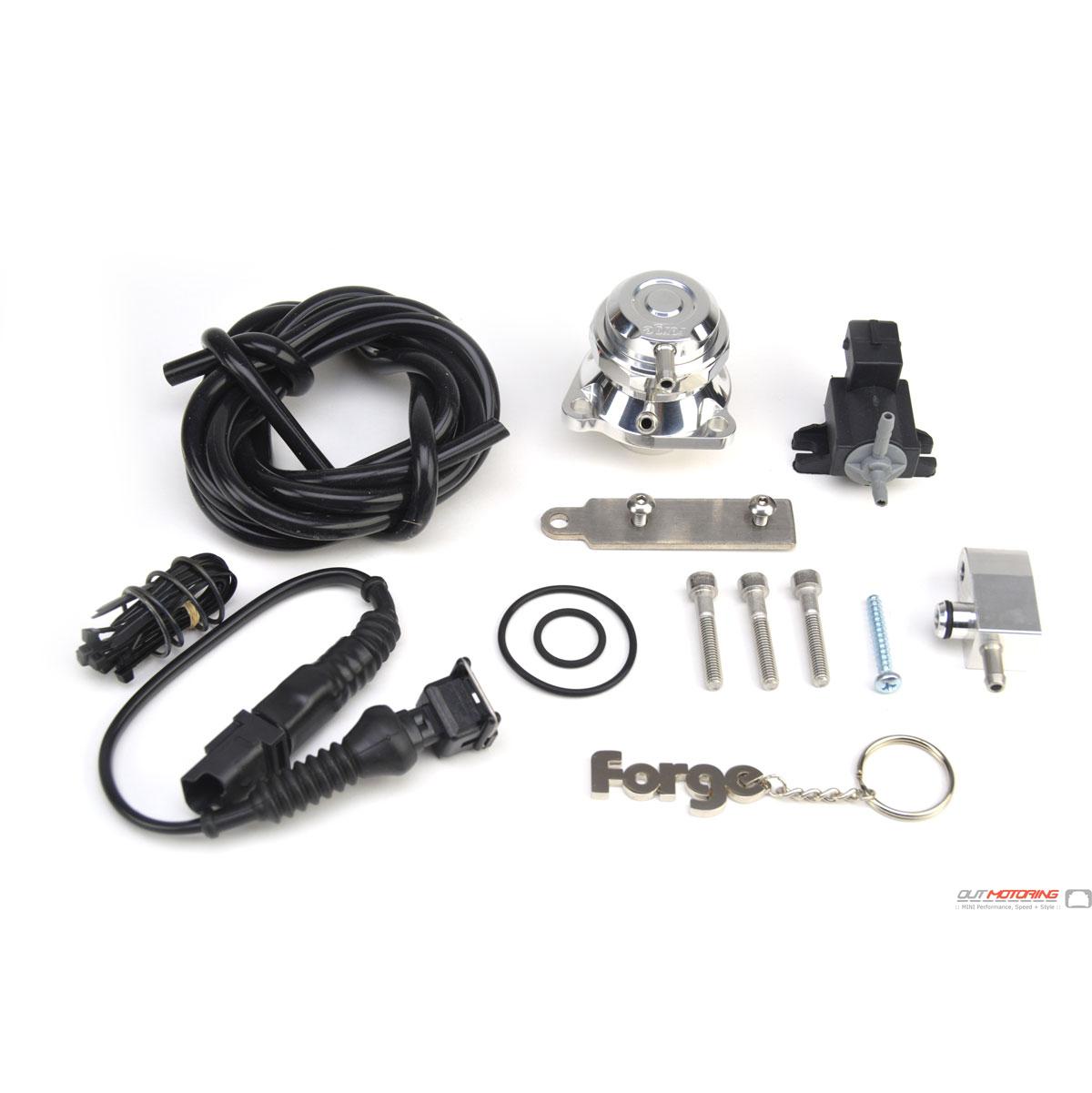 mini cooper forge turbo blow off valve kit n14 fmdvr56a. Black Bedroom Furniture Sets. Home Design Ideas