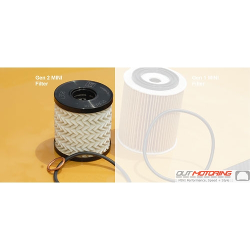 Oil Filter Element: Gen2