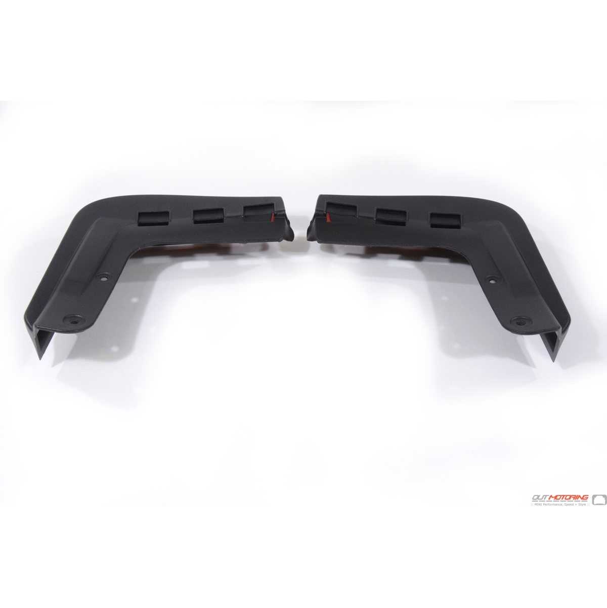 GENUINE MINI F56 FRONT MUDFLAPS MUDGUARDS 82162338565 F56 F57 COOPER S D ONE