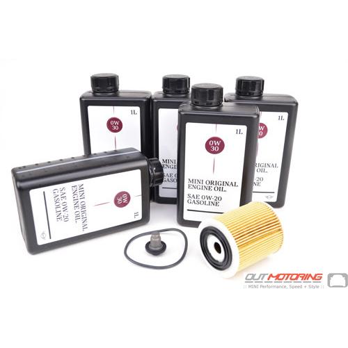 Oil Change Kit: Gen1