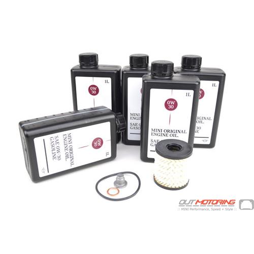 Oil Change Kit: Gen2